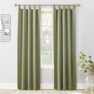 Kenneth Energy Saving Blackout Tab Top Curtain Panel - Sun Zero
