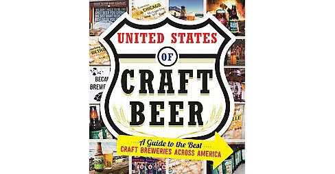 The United States of Craft Beer (Paperback) - image 1 of 1