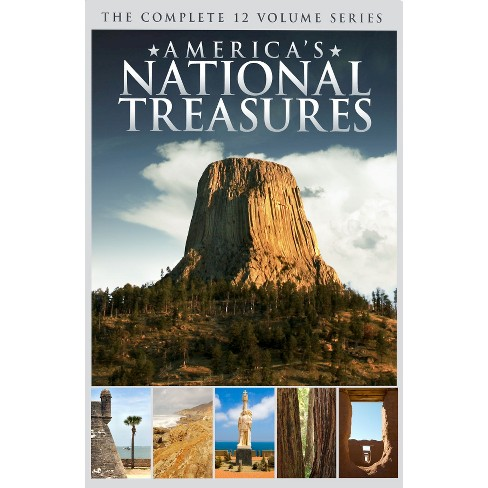 America's National Treasures Collection (DVD) - image 1 of 1