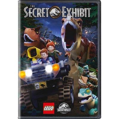 Lego Jurassic World: The Secret Exhibit (DVD)