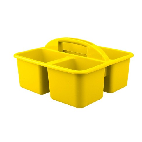 School Supply Caddy Yellow - Up&Up™ - image 1 of 3