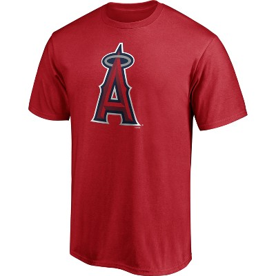 MLB Los Angeles Angels Men's Short Sleeve Core T-Shirt