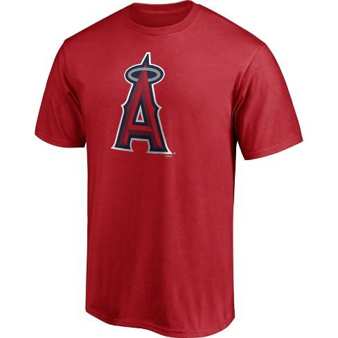 MLB Los Angeles Angels Men's Short Sleeve Core T-Shirt - image 1 of 3
