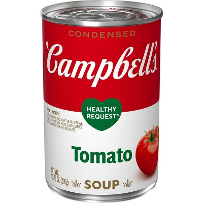 Campbell's Condensed Healthy Request Tomato Soup - 10.75oz