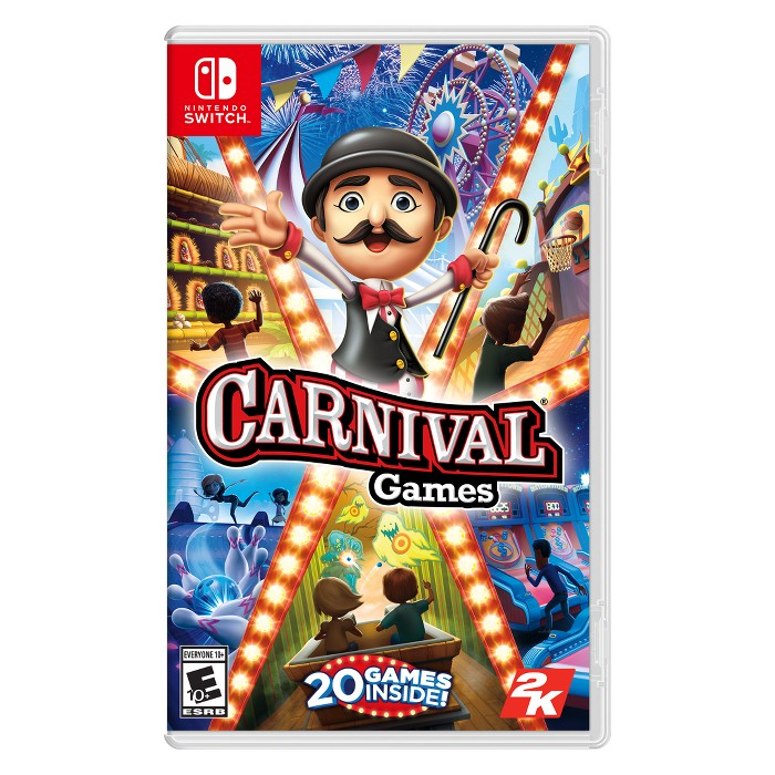 Carnival Games - Nintendo Switch - image 1 of 7