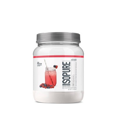 Isopure Infusions Protein Powder - Mixed Berry