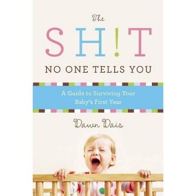 The Sh!t No One Tells You - by Dawn Dais (Paperback)