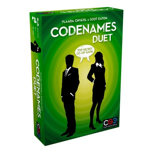 Codenames Duet Board Game - image 1 of 4