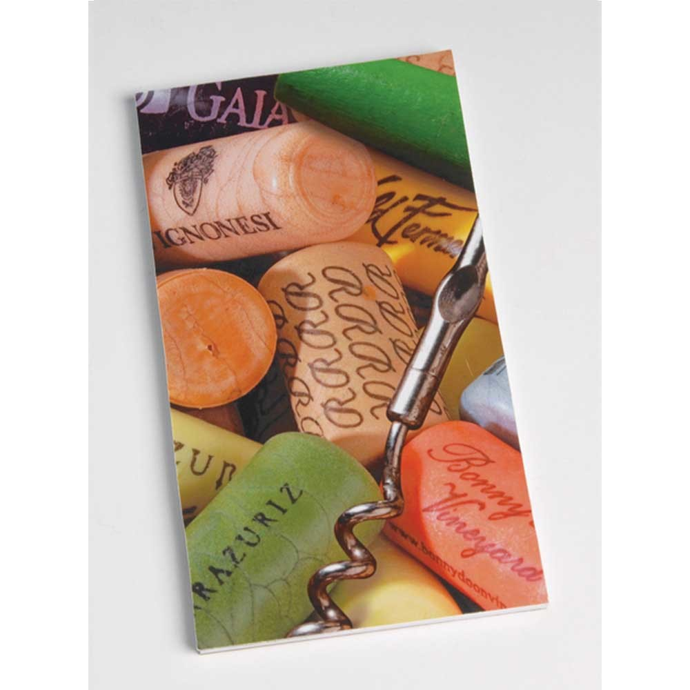 Springbok Cork Collection Bridge Score Pads Playing Cards Game Accessory