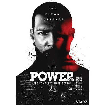 Power: Season 6 (DVD)