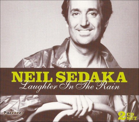Neil sedaka - Laughter in the rain (CD) - image 1 of 1