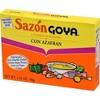 Goya Sazon con Azafran 1.41 oz - image 2 of 4