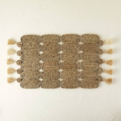 """20""""x32"""" Bath Rug Natural - Opalhouse™ designed with Jungalow™"""