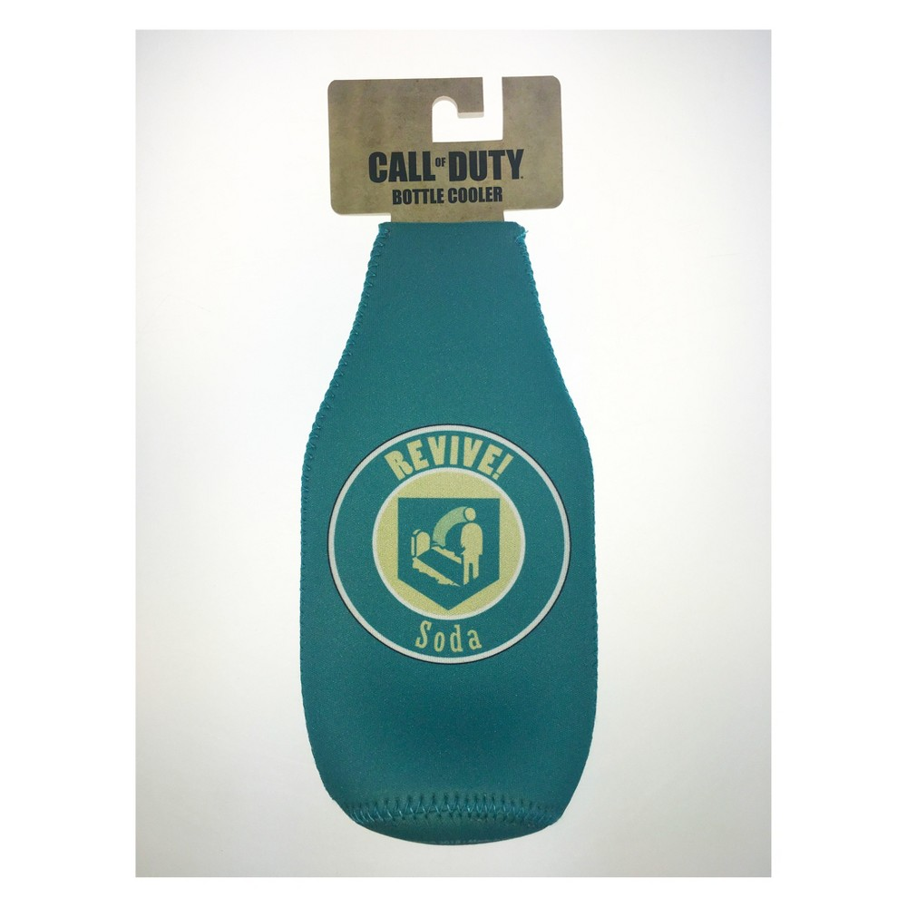 Call of Duty: Perks Bottle Coolie Revive, Multi-Colored