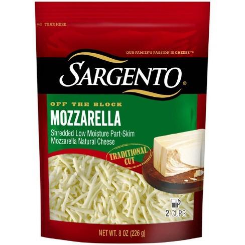 Sargento Mozzarella Shredded Cheese