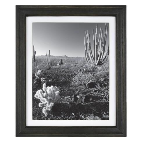 Matted Black Foundation Frame - Threshold™ - image 1 of 4