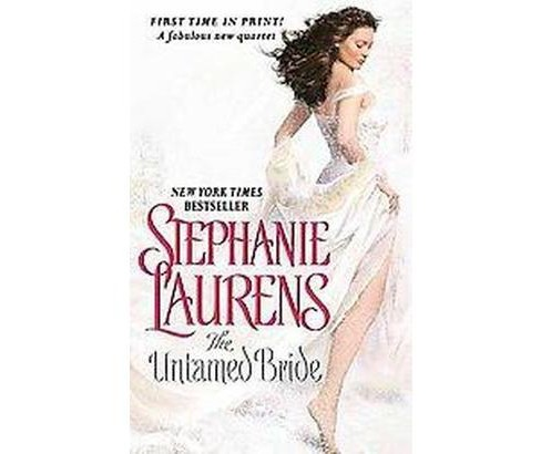 The Untamed Bride ( Black Cobra Quartet) (Original) (Paperback) by Stephanie Laurens - image 1 of 1