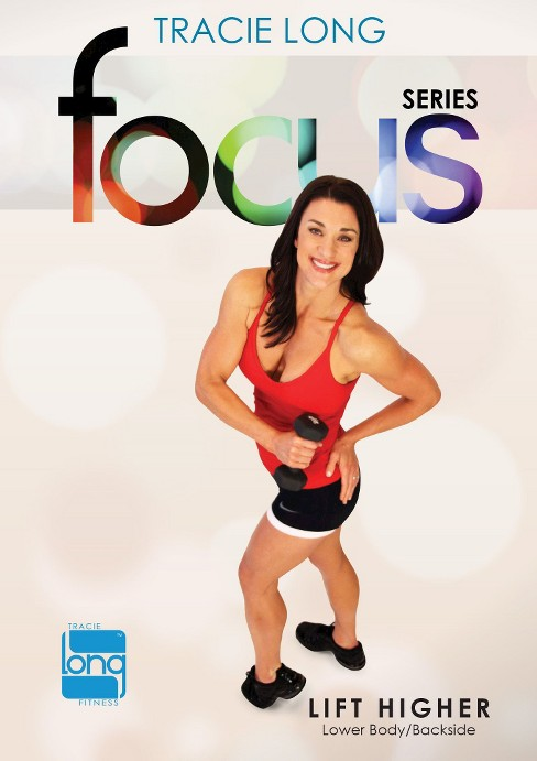 Tracie long focus:Lift higher (DVD) - image 1 of 1