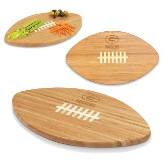 Green Bay Packers Picnic Time Bamboo Cutting Board