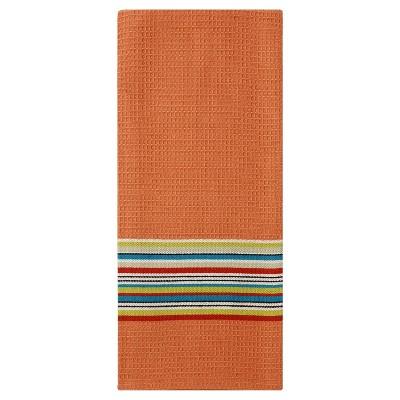 2pk Orange Kitchen Towel (19 x30 )- MUkitchen
