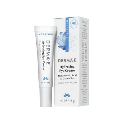 Derma E Hydrating Eye Cream - 0.5oz