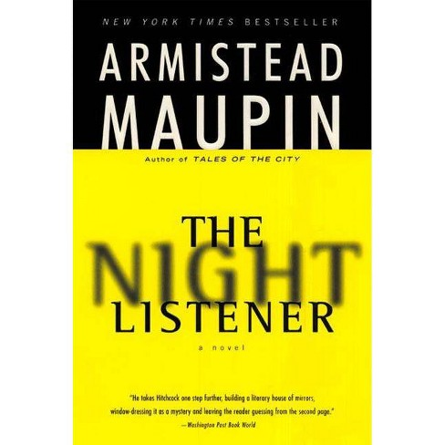 The Night Listener - by  Armistead Maupin (Paperback) - image 1 of 1