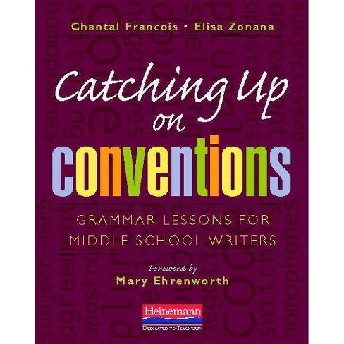 Catching Up on Conventions - by  Chantal Francois & Elisa Zonana (Paperback) - image 1 of 1