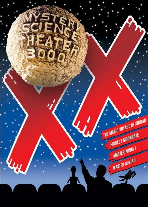 Mystery science theater 3000 vol 20 (DVD) - image 1 of 1