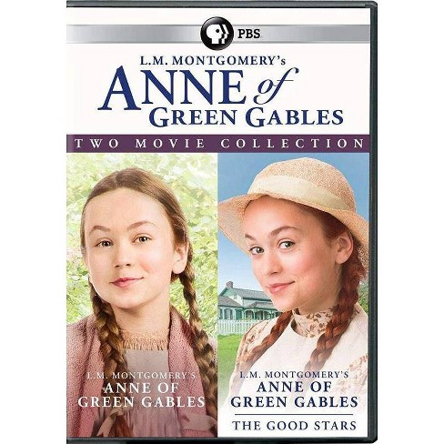 L.M. Montgomery's Anne of Green Gables Two Movie Collection (DVD) - image 1 of 1