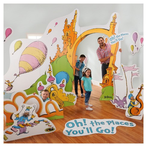 Dr Seuss Oh The Places Youll Go Stand In Target