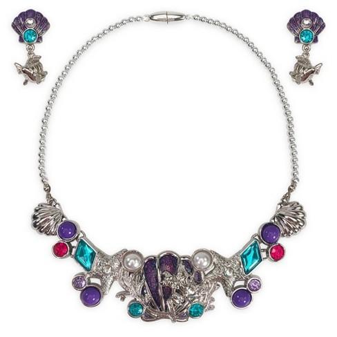 Disney Jewelry Set Ariel - Disney store - image 1 of 3