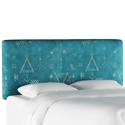 Upholstered Headboard - Designlovefest