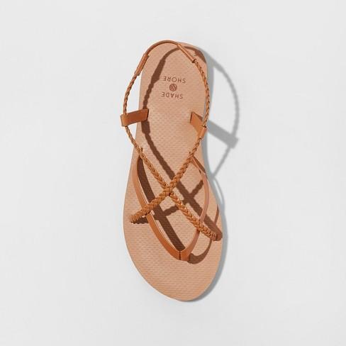 8fba6fd8a989 Women s Cami Braided Thong Sandals - Shade   Shore™. Shop all Shade   Shore