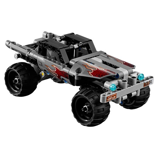 LEGO Technic Getaway Truck 42090 image number null