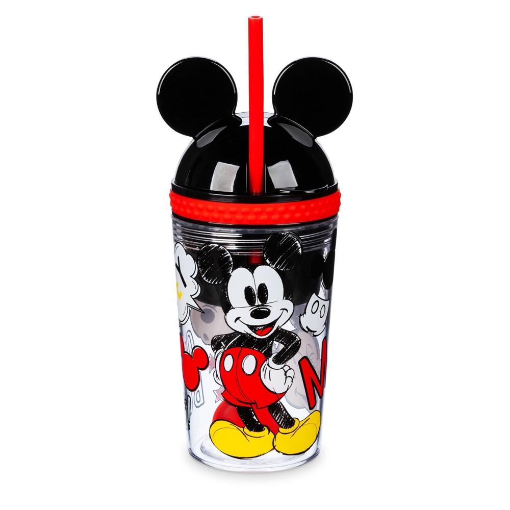 Image of Disney Mickey 10.8oz Plastic Snack and Beverage Holder - Disney Store