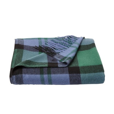 "60""x70"" Breathable and Stylish Soft Plaid Throw Blanket - Yorkshire Home"
