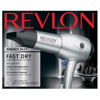 Revlon® Perfect Heat®t Fast Dry Speed Hair Dryer