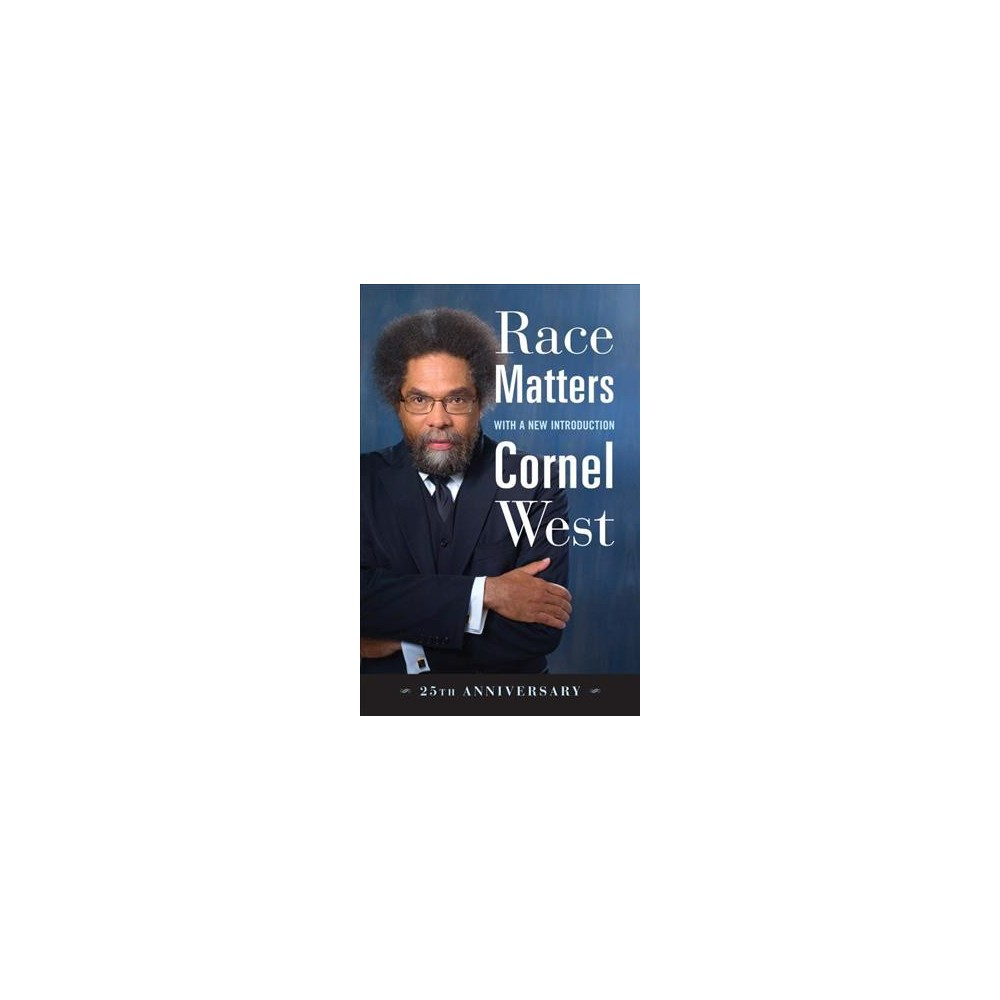 Race Matters - by Cornel West (Paperback)