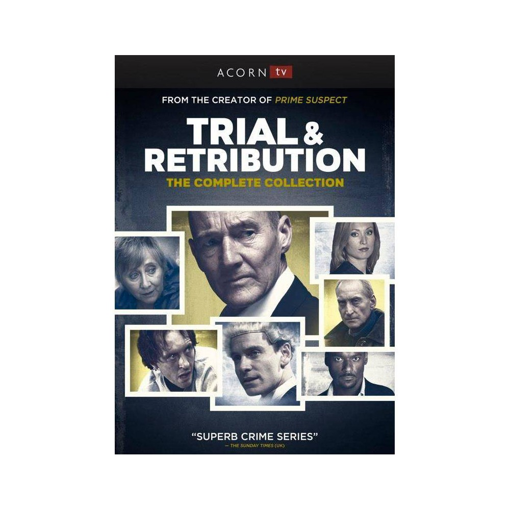 Trial Retribution Complete Collection Dvd 2019