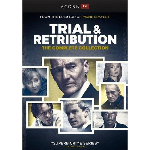 Trial & Retribution: Complete Collection (DVD)