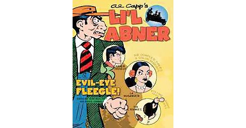 Al Capp's Li'l Abner : Complete Daily & Sunday Comics 1949-1950 (Vol 8) (Hardcover) - image 1 of 1