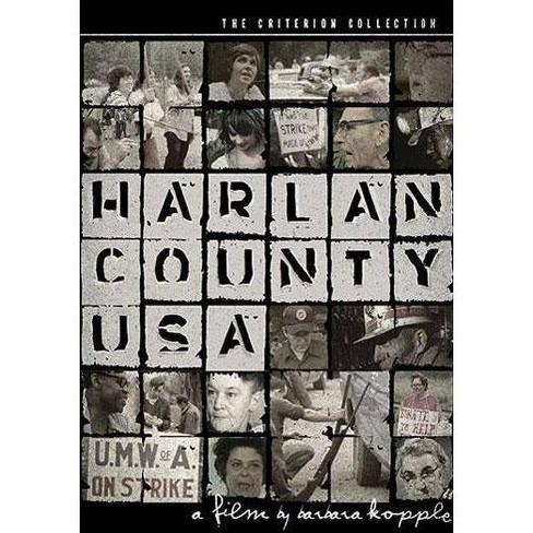 Harlan County U.S.A. (DVD) - image 1 of 1