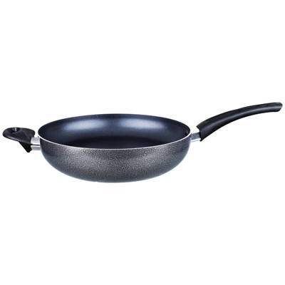 Brentwood Wok Aluminum Non-Stick 11in Gray