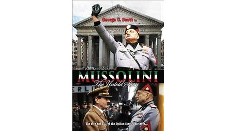 Mussolini:Untold Story (DVD) - image 1 of 1