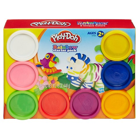 Play-Doh Rainbow Starter Pack - image 1 of 2