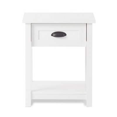 Child Craft Abbott™ Nightstand - Matte White