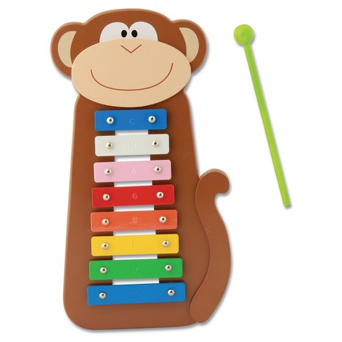 Stephen Joseph Xylophone Monkey - image 1 of 3