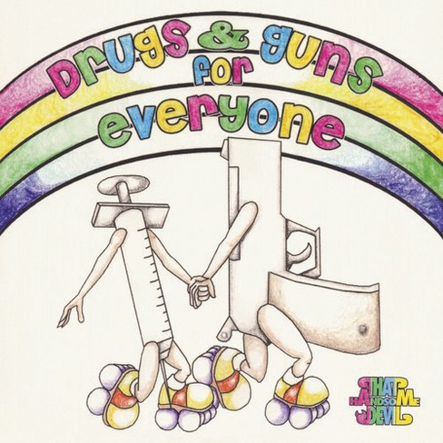That Handsome Devil - Drugs & Guns For Everyone (CD) - image 1 of 1