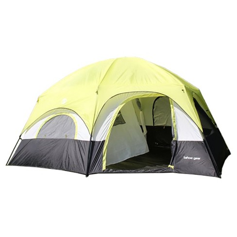 Tahoe Gear Coronado 12 Person Dome 3 Season Family Outdoor Camping Cabin  Tent   Target 532c3a3ccf