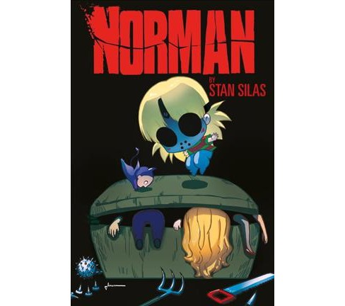 Norman : The First Slash (Paperback) (Stan Silas) - image 1 of 1